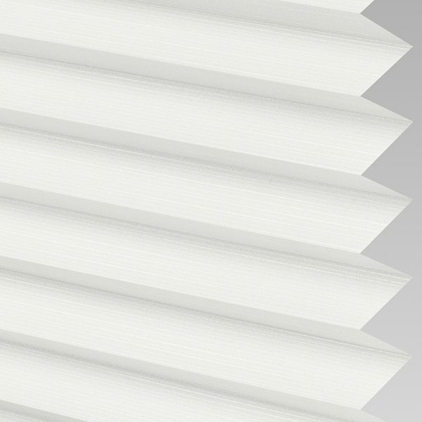 Harlow ASC white Pleated Blind