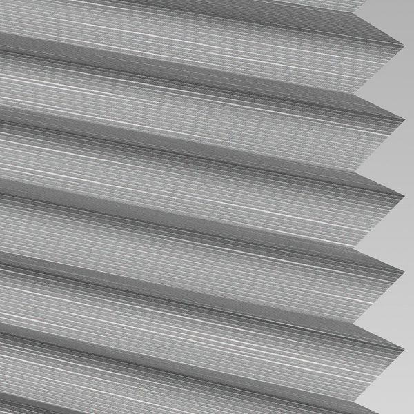 Harlow ASC Pewter Pleated Blind
