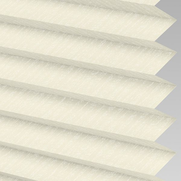 Ribbons ASC Yellow Pleated Blind
