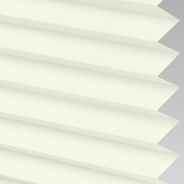 Infusion Cream Pleated Blind