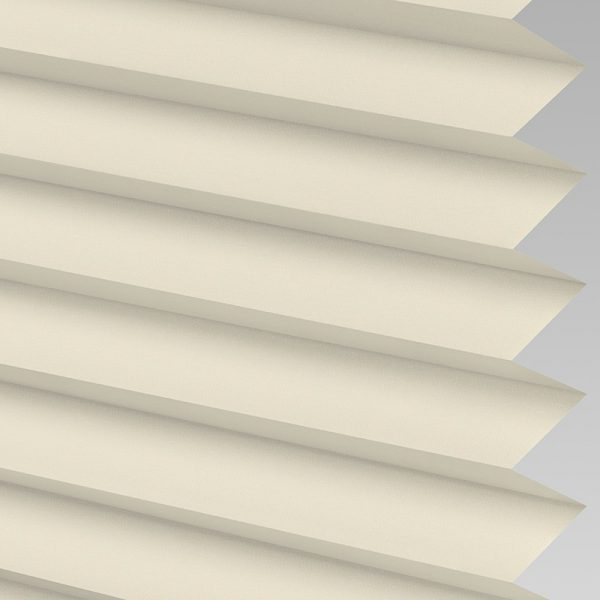 Infusion ASC Ivory Pleated Blind