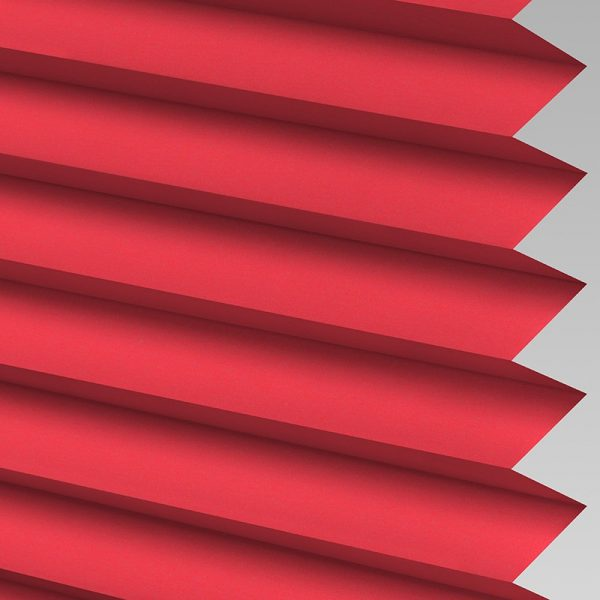 Infusion ASC Raspberry Pleated Blind