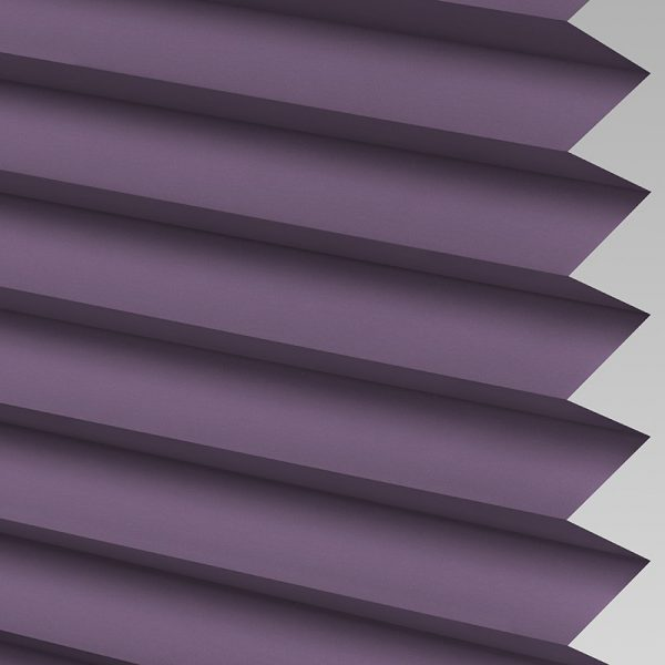 Infusion ASC Grape Pleated Blind