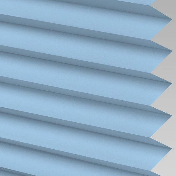 Infusion ASC Pale Blue Pleated Blind