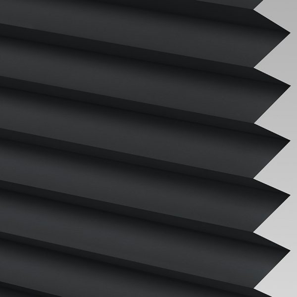 Infusion ASC Black Pleated Blind