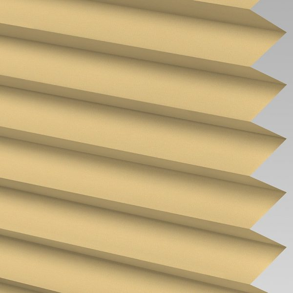 Infusion ASC Muted Gold Pleated Blind