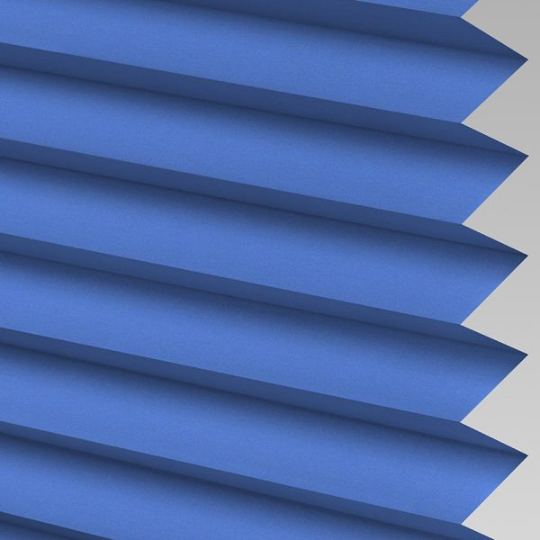 Infusion ASC Glacier Blue Pleated Blind