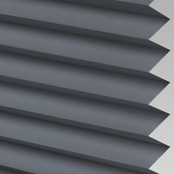 Infusion ASC Charcoal Pleated Blind