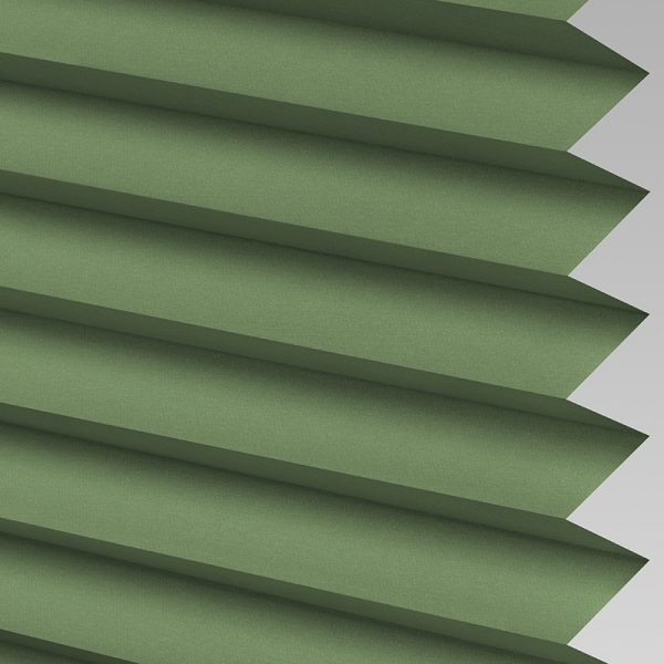 Infusion ASC Forest Green Pleated Blind