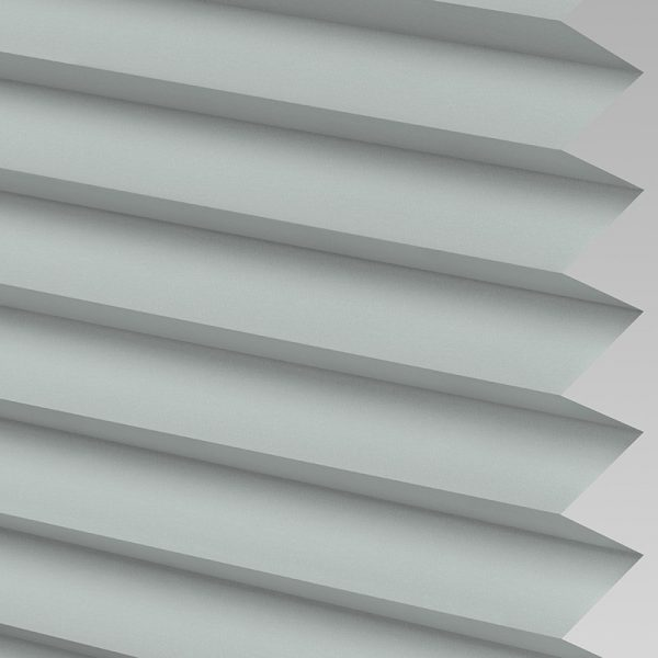 Infusion ASC Pewter Pleated Blind