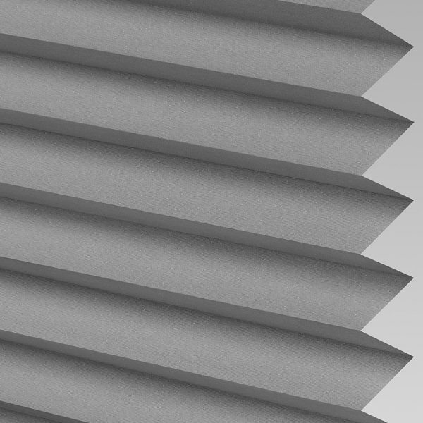 Galaxy ASC Blackout Concrete Pleated Blind