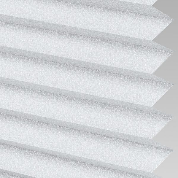 halo Blackout Swan Pleated Blind