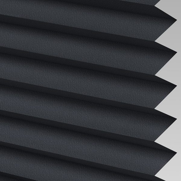 Halo Blackout Panther Pleated Blind