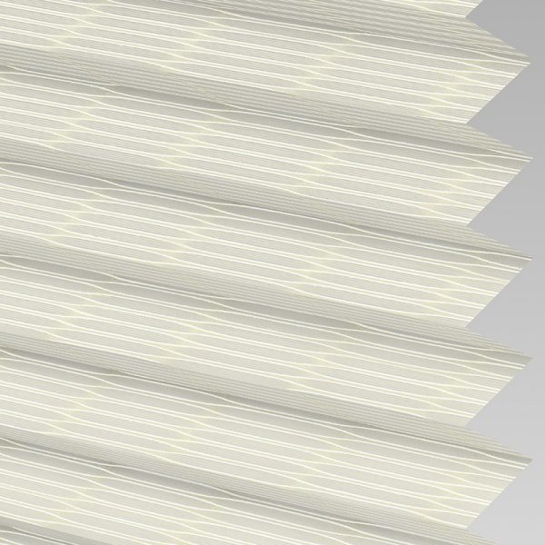Reed Yellow Pleated Blind
