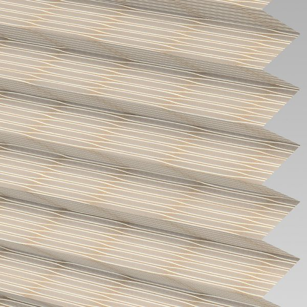 Reed Papyrus Pleated Blind