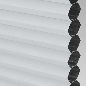 HIve Blackout White Duo Thermal Blind