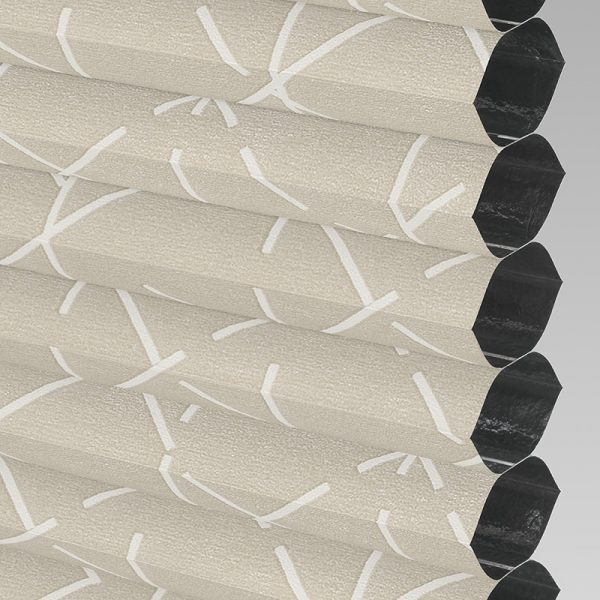 HIve Geo Blackout Oyster Duo Thermal Blind