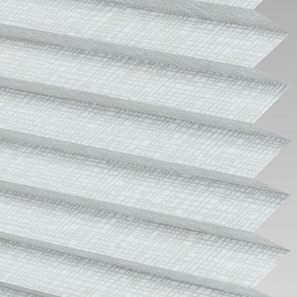 Helix Sliver Pleated Blind