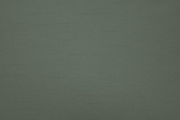 Agote Green Roman Blind with Blackout Lining