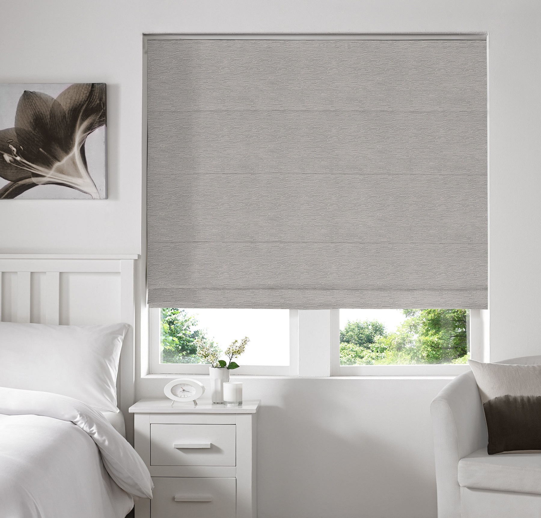 roman blinds hull, blackout blinds hull